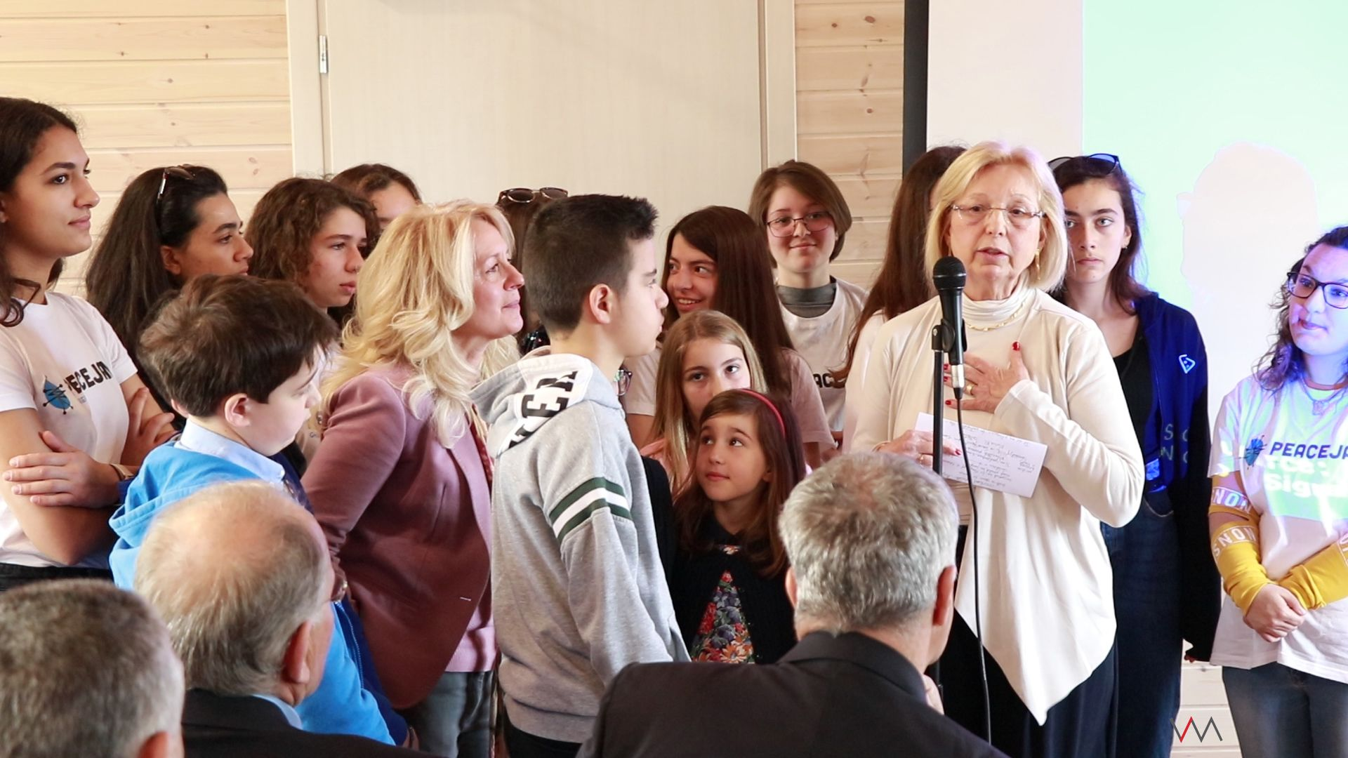 Nobel Laureates of Peace to Work with Local and International Schools in Greece